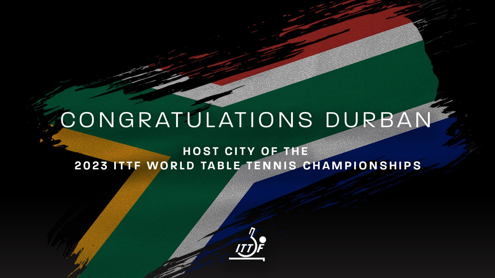 South Africa to host World Table Tennis Championships for first time after Durban beats Düsseldorf in 2023 race