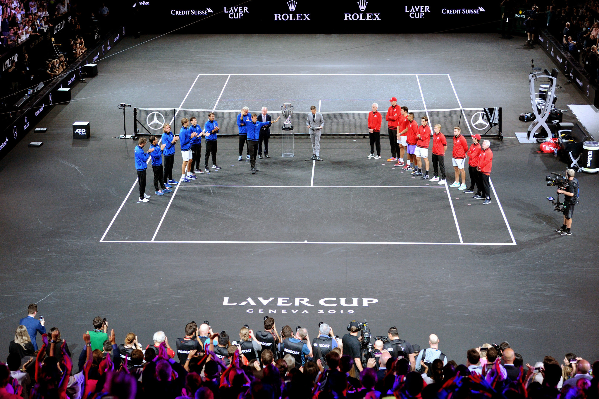 London set to host 2022 edition of Laver Cup