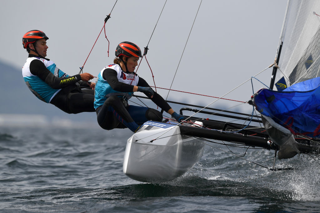 Strict COVID-19 measures in place for European 49er, 49erFX and Nacra 17 Championships