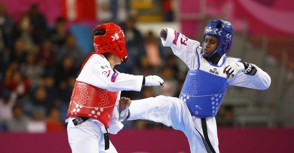 Jamaican Para taekwondo player Hines reveals IPC Governing Board ambition