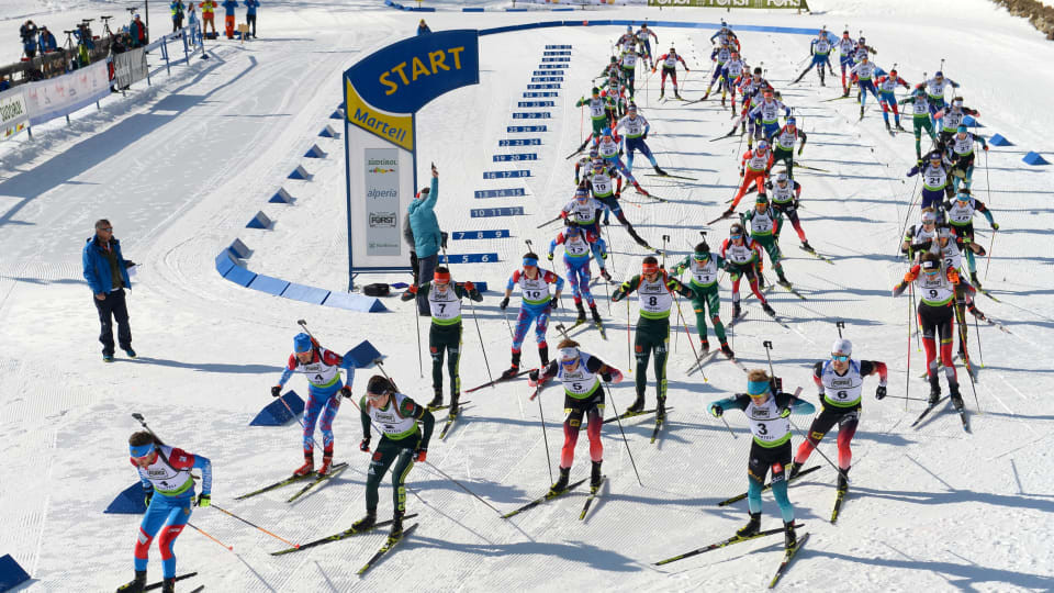 International Biathlon Union confirms new dates for IBU Cup circuit