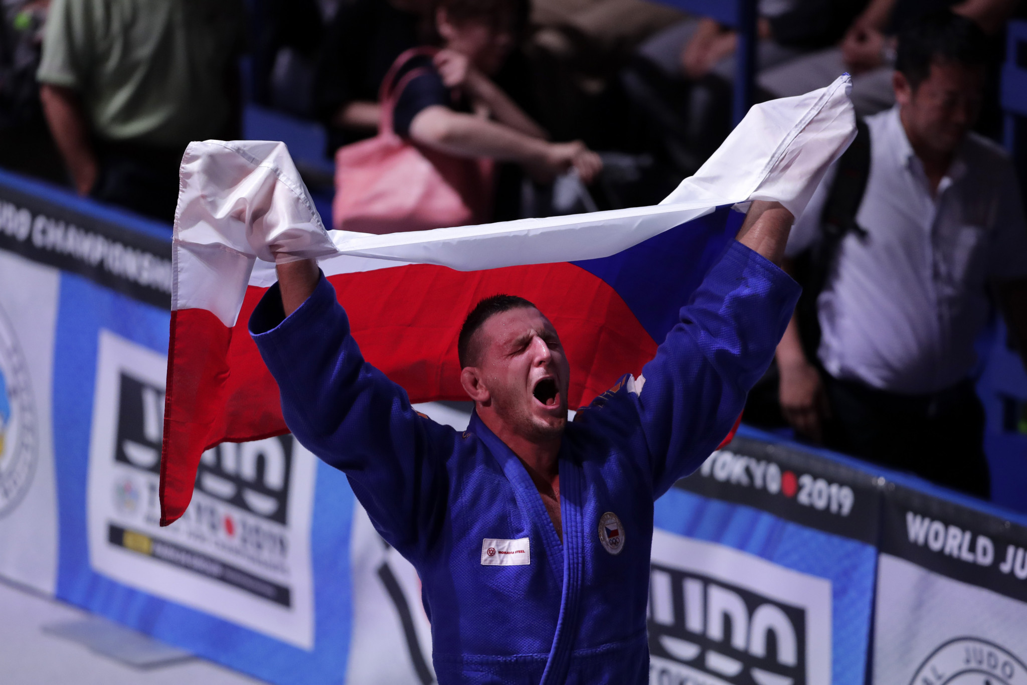 The European Judo Championships in the Czech Republic had already been disrupted ©Getty Images
