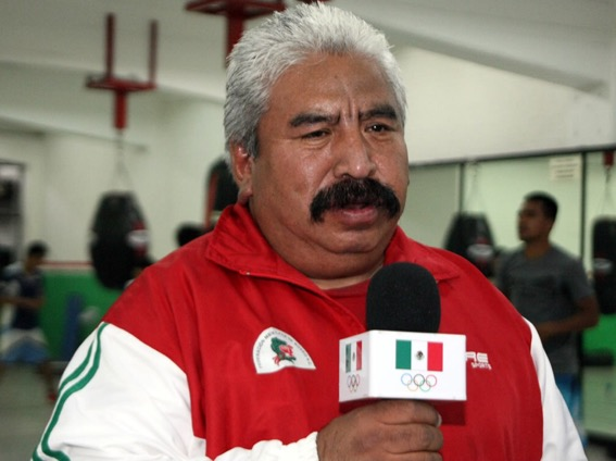 Mexican boxing head coach Francisco Bonilla Vázquez has died aged 61 ©Twitter