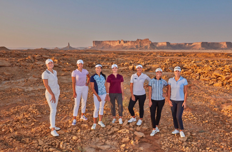 Saudi Arabia announces two women's golf tournaments worth combined $1.5 million