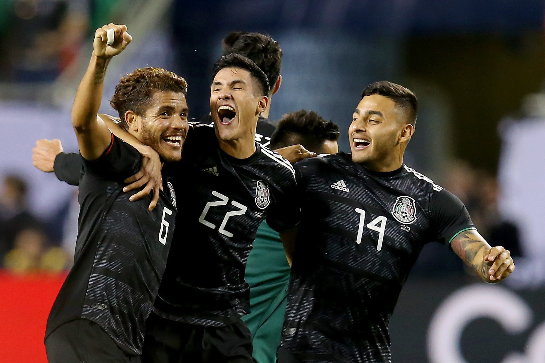 Mexico earned their eighth CONCACAF Gold Cup title in 2019 ©Getty Images