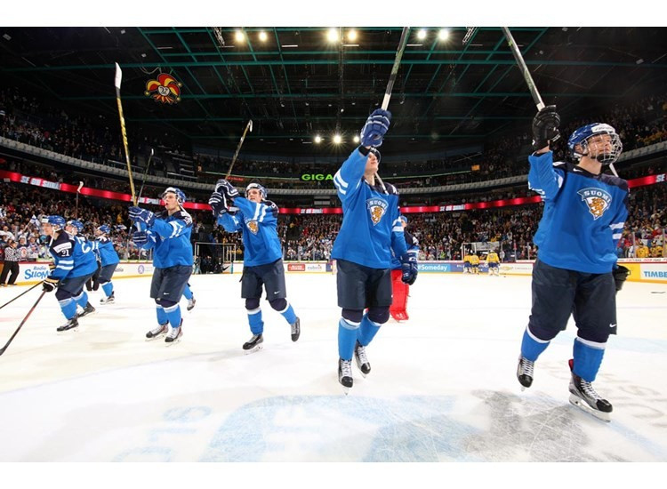 Finland set up final against Russia in IIHF World Junior Championship