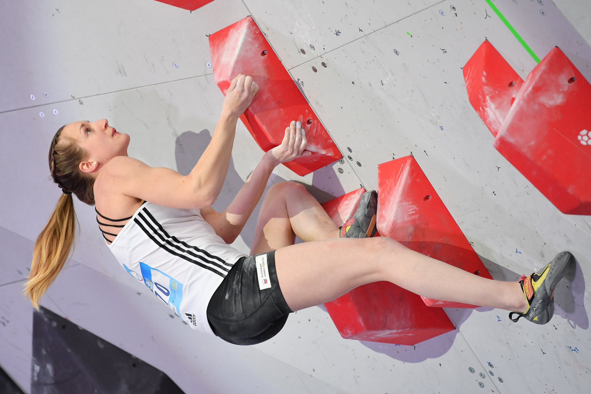 The International Federation of Sport Climbing will be advised by MSM ©Getty Images