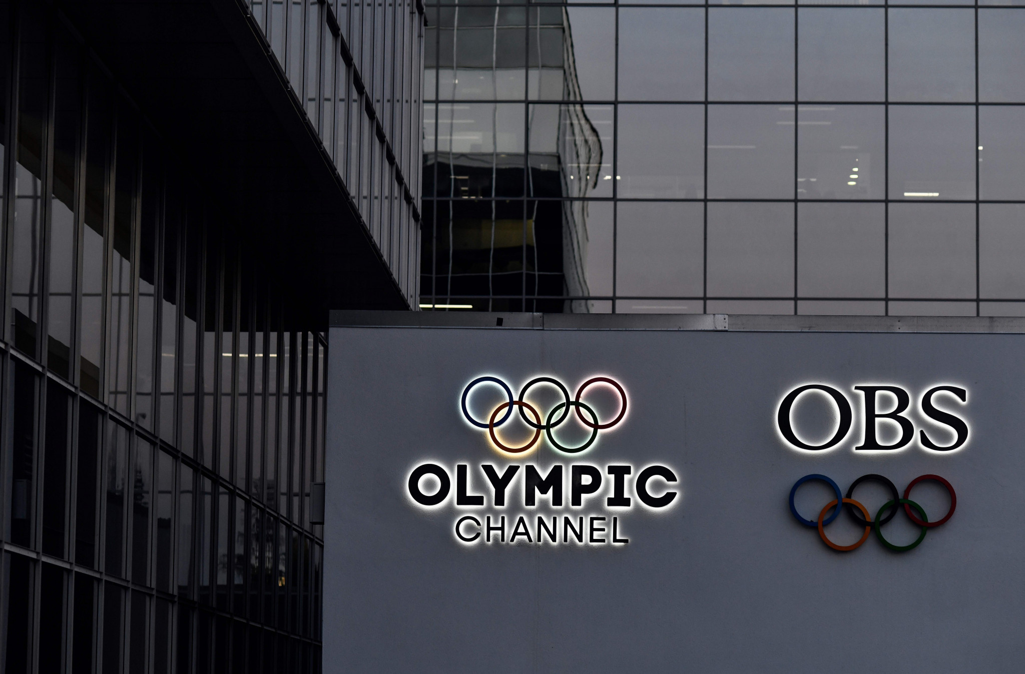 The Olympic Channel has axed its communications and public relations team as part of a restructuring ©Getty Images