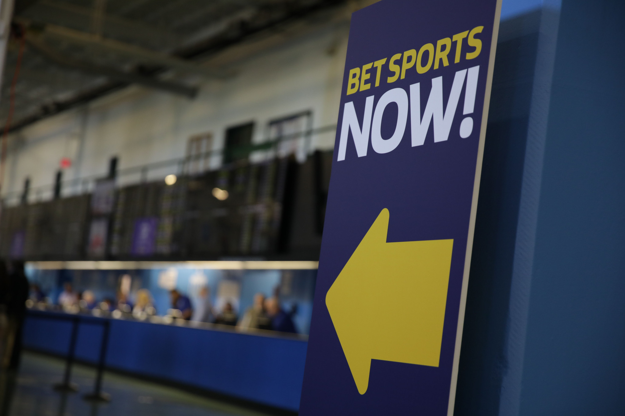 Strongest growth could be seen in the betting/fantasy sector ©Getty Images