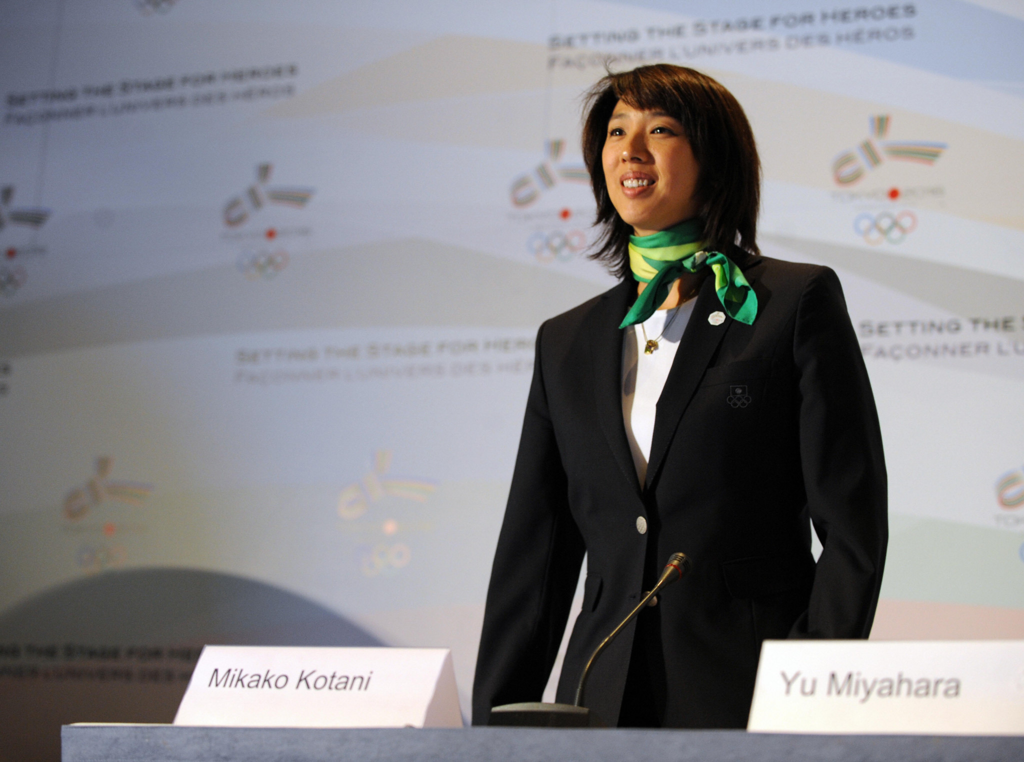 Double Olympic bronze medallist Kotani appointed Tokyo 2020 sports director