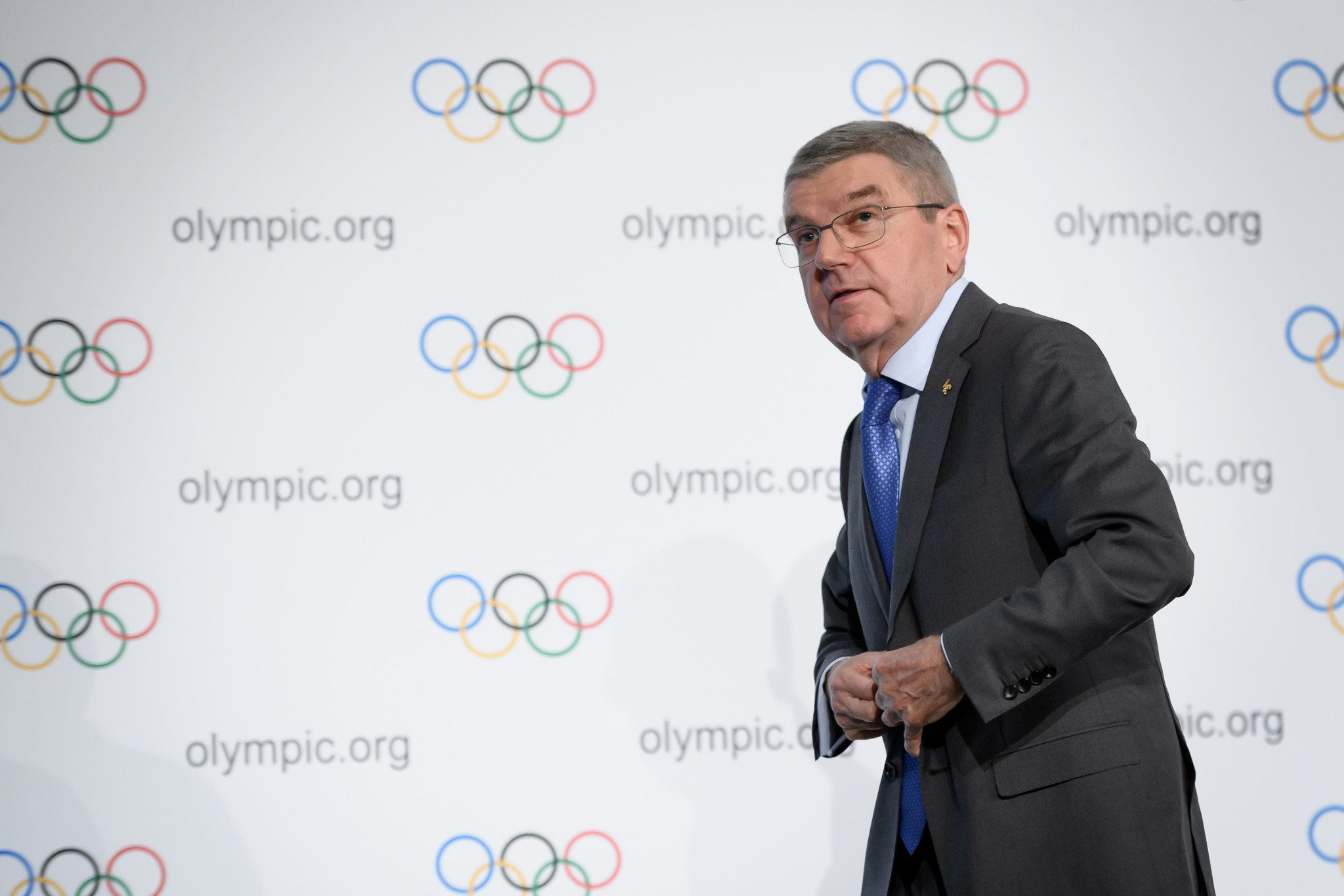 IOC President Thomas Bach has previously seemed confident about a German bid for the Olympic and Paralympic Games ©Getty Images