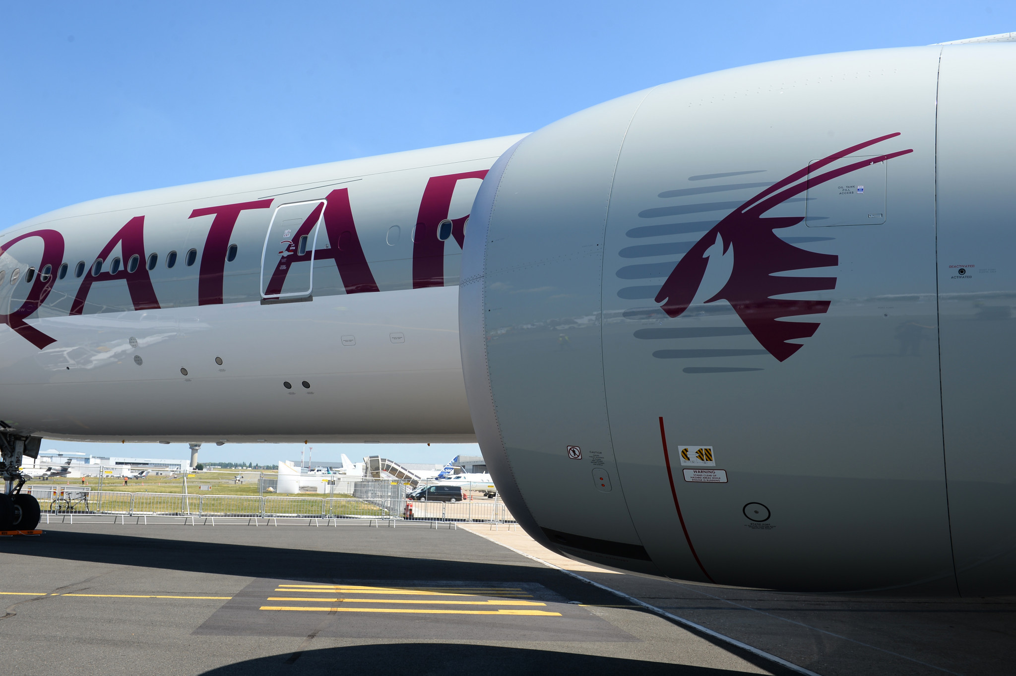 "Leading sports sponsor Qatar Airways lands $2 billion advance after ""difficult"" year"