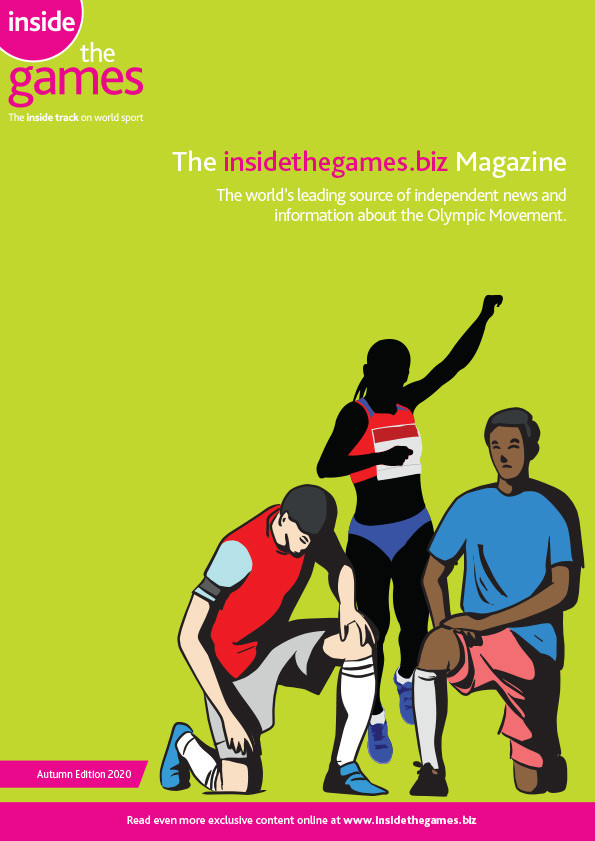 The insidethegames.biz Magazine Autumn Edition 2020