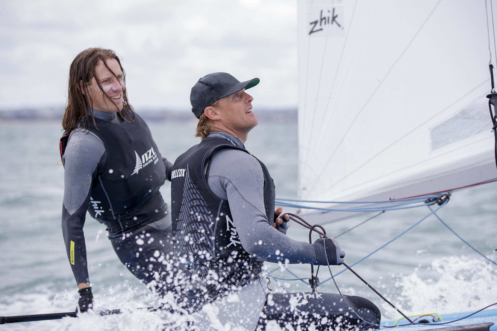 New Zealand select men's sailors for Tokyo 2020 in 470 class