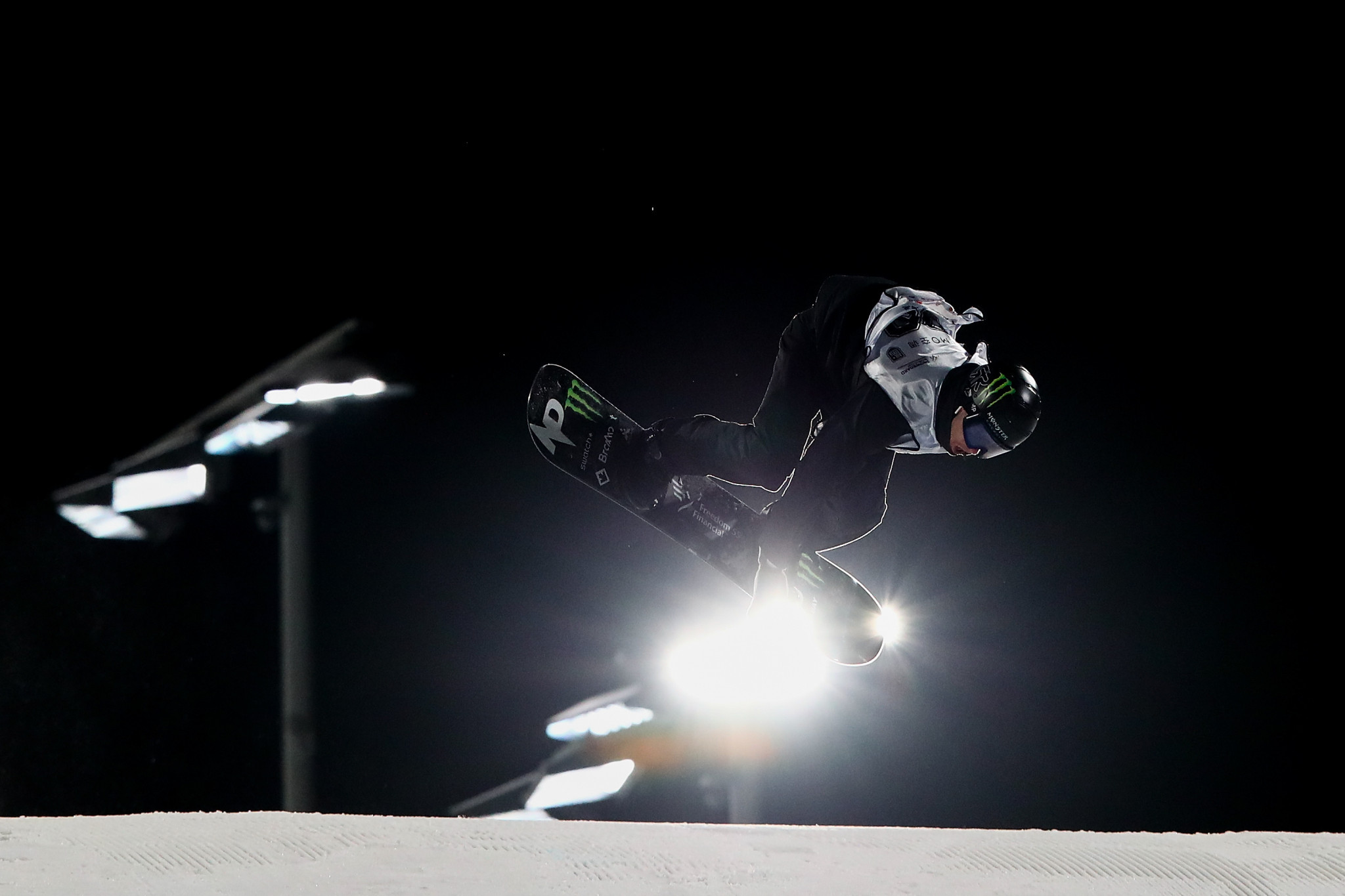 Max Parrot won the men's big air event last year in Beijing ©Getty Images
