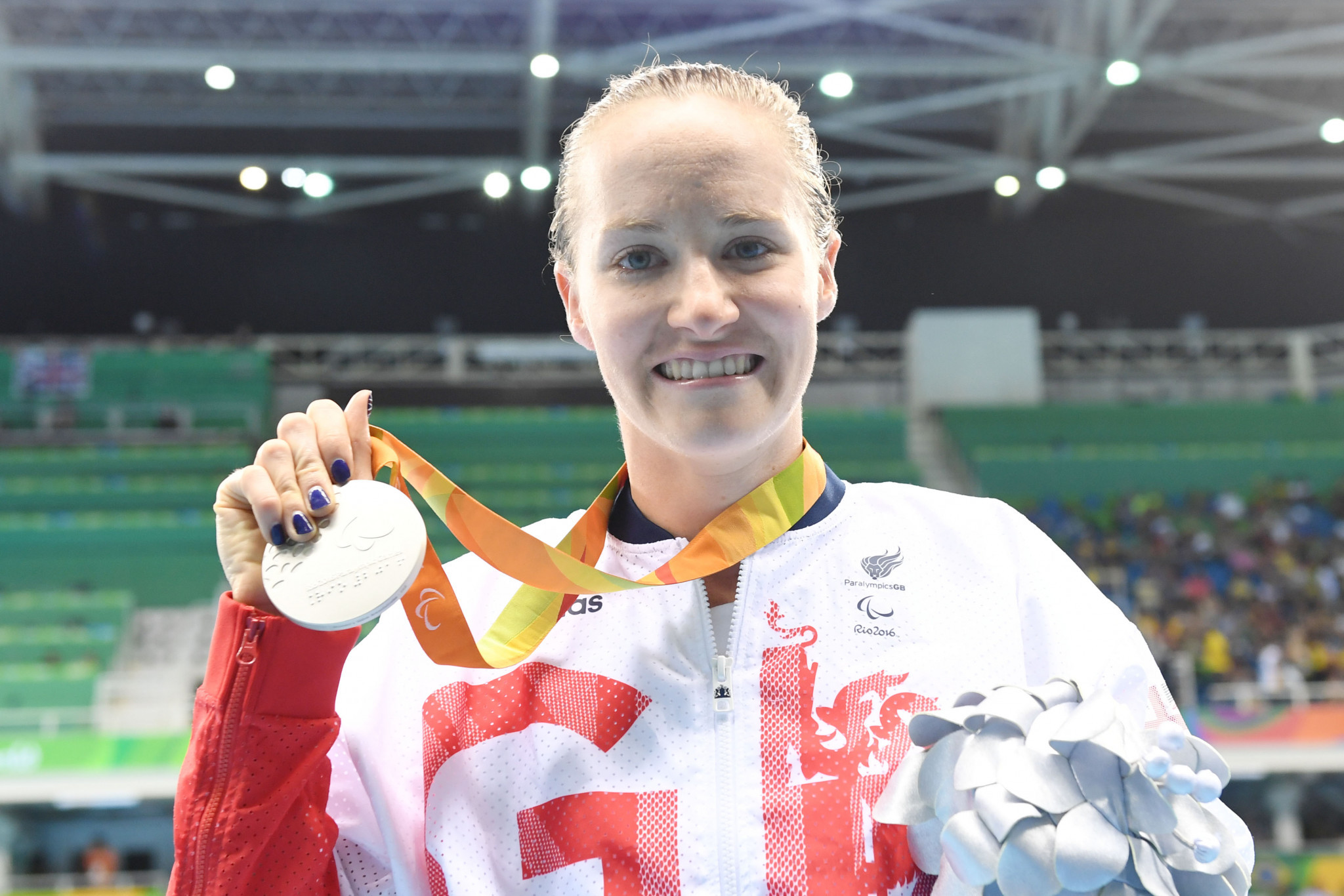 Paralympic champion Cashmore announces partnership with Incus Performance