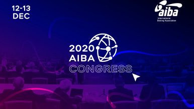 AIBA will hold its Ordinary Congress, where a new President is to be chosen, virtually because of the coronavirus pandemic ©AIBA