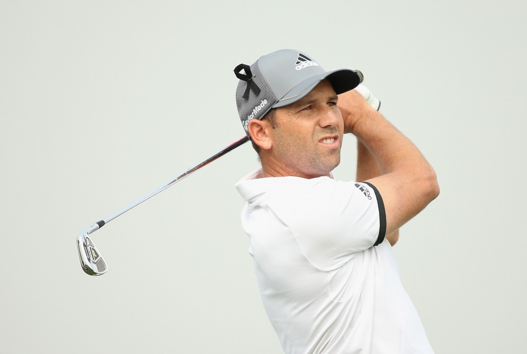 Sergio Garcia relishing chance to compete in Olympic golf tournament