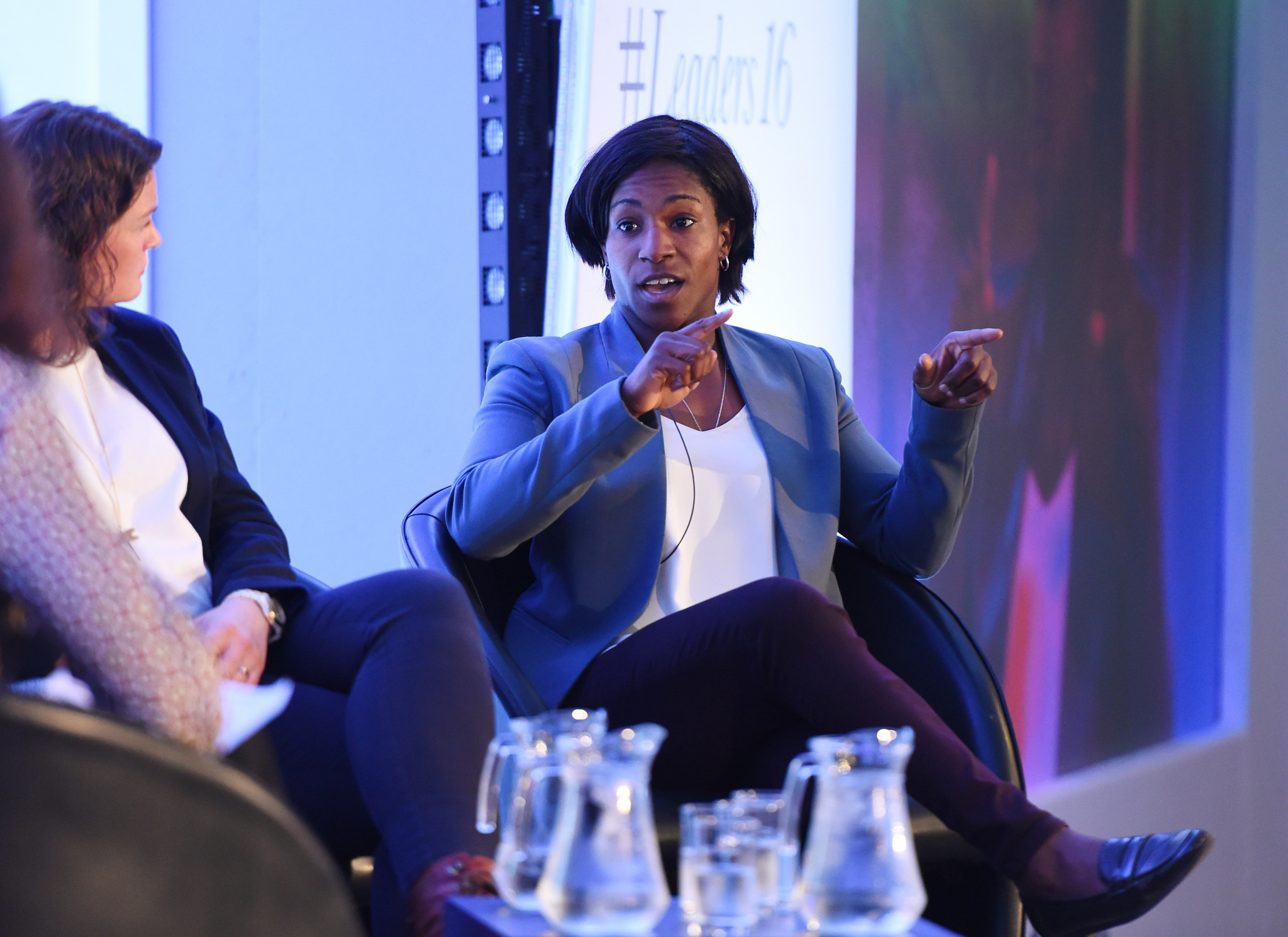 Former England international and World Rugby Hall of Fame inductee Maggie Alphonsi will co-host the World Rugby Awards ©Getty Images