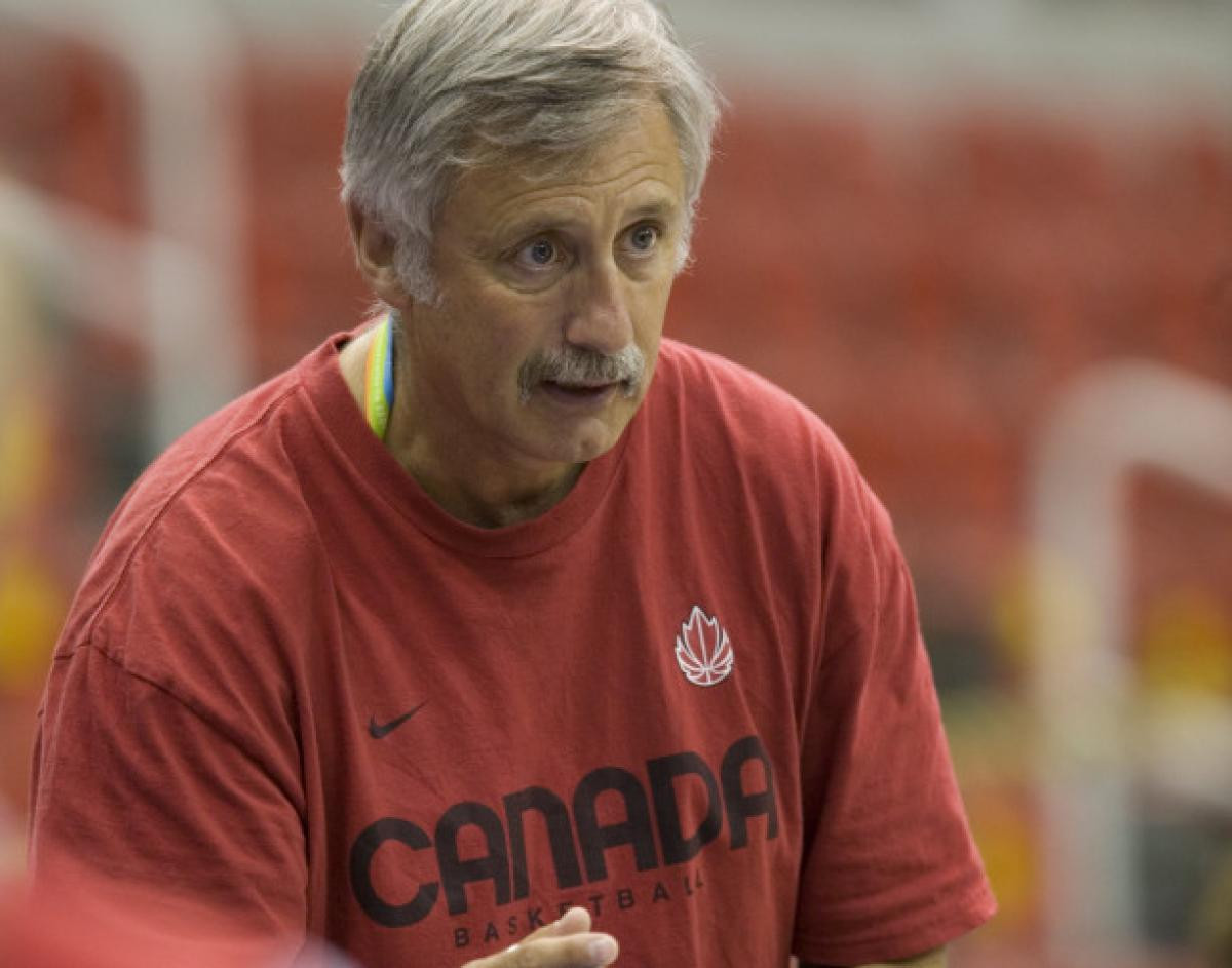 Paralympic wheelchair basketball coach Frick honoured by Coaching Association of Canada