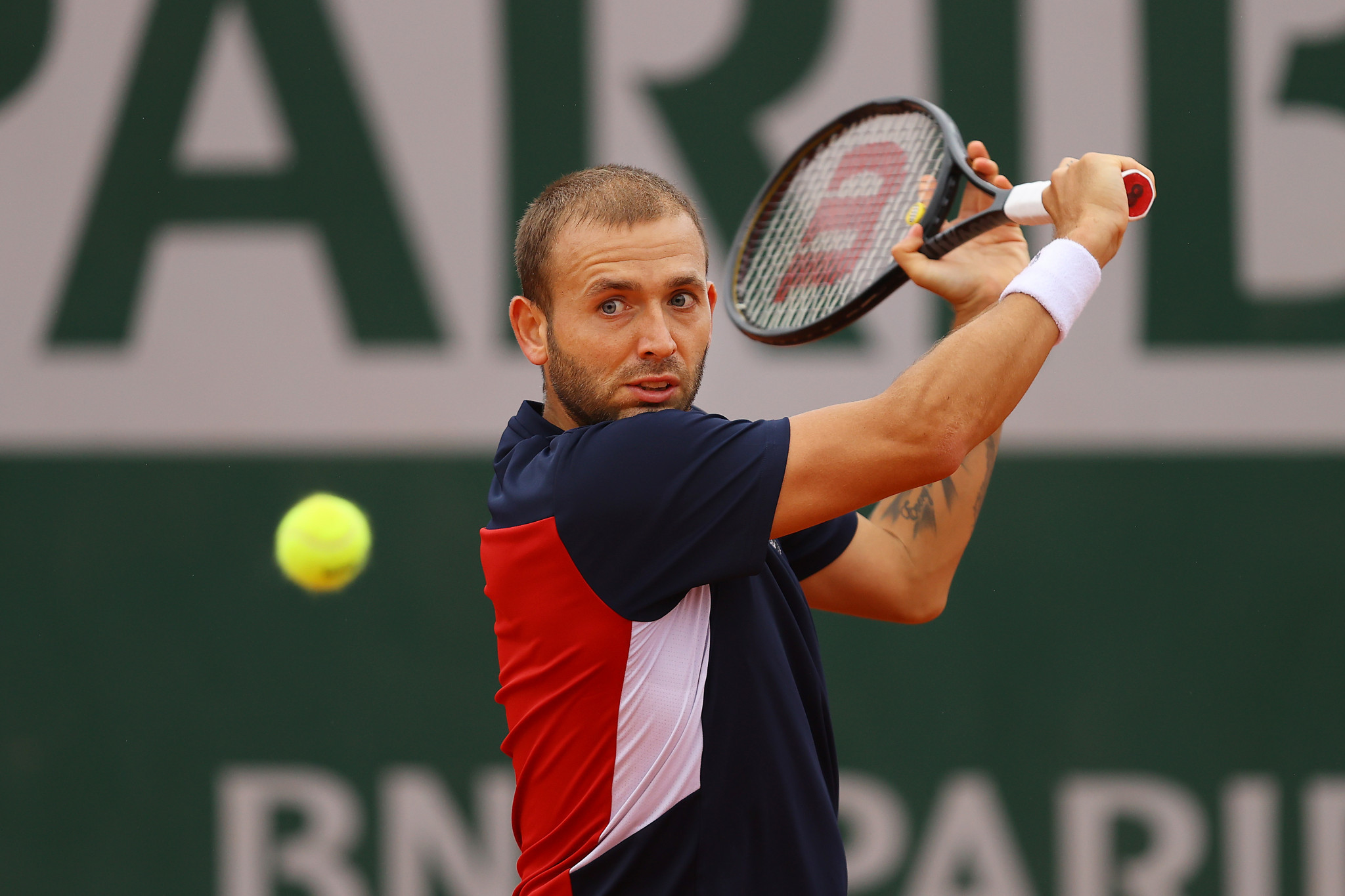 Evans criticises conduct of opponents after men's doubles row at French Open