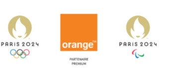 Paris 2024 receive sponsorship boost as Orange signs on as third premium partner