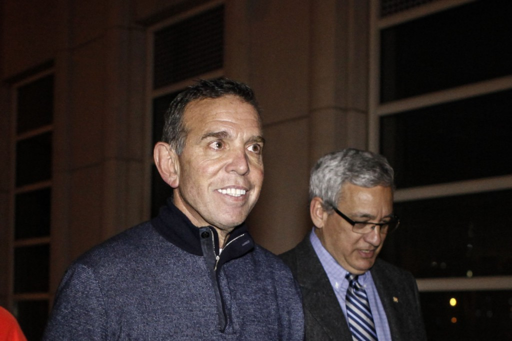 Former CONMEBOL President Juan Angel Napout also pleaded not guilty to bribery charges