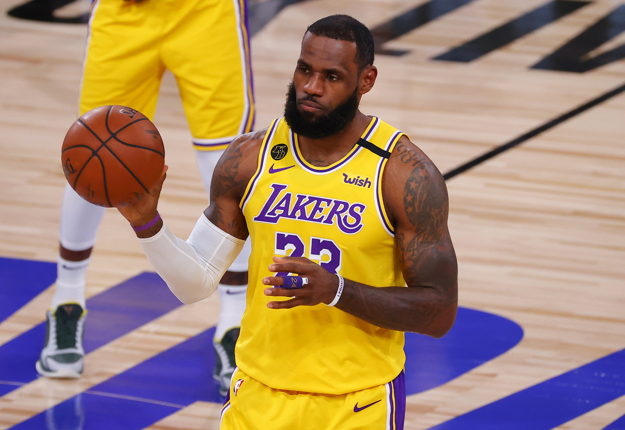 LeBron James planning to represent US at Tokyo 2020