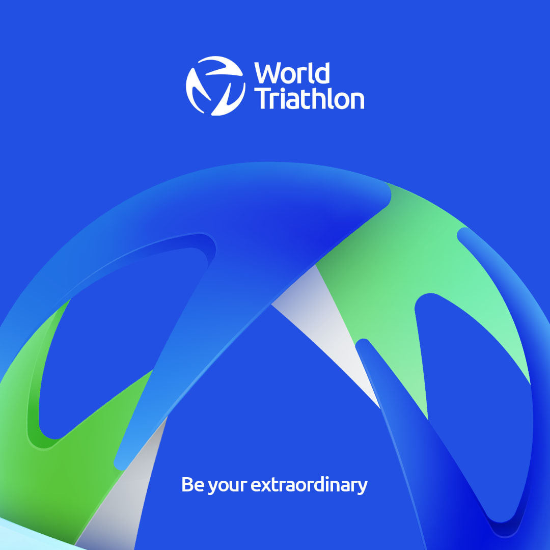 International Triathlon Union completes rebrand to World Triathlon with new visual identity launched