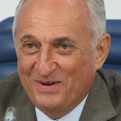 Russian Judo Federation President re-elected