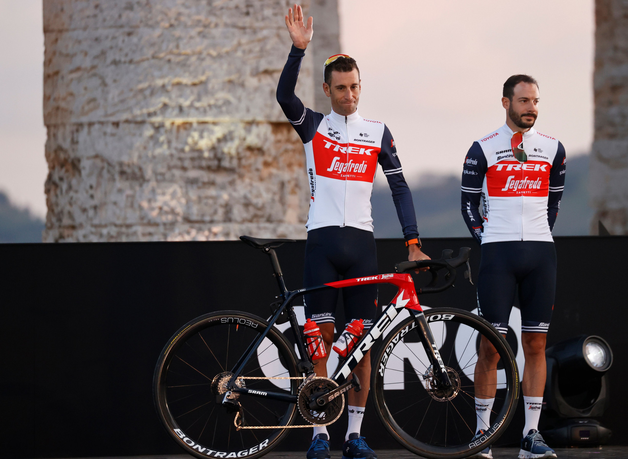 Nibali among favourites as Giro d'Italia prepares for late launch in Sicily