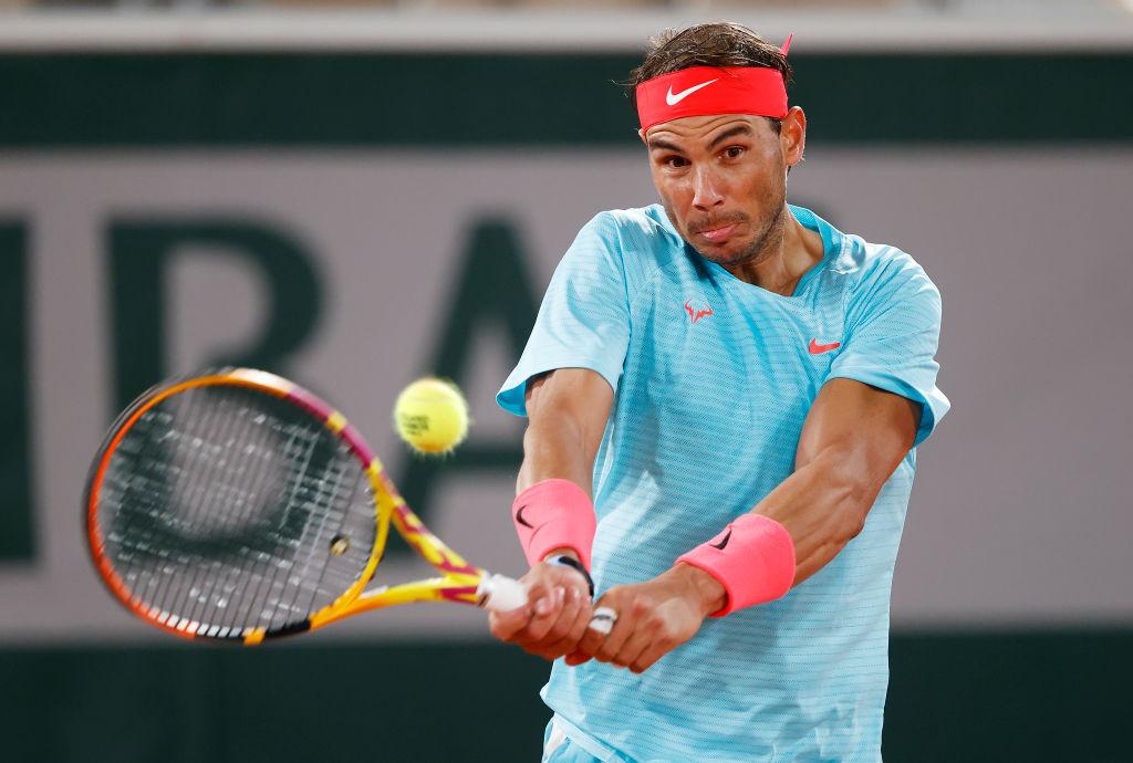 Nadal eases through to fourth round as Gaston stuns Wawrinka at French Open