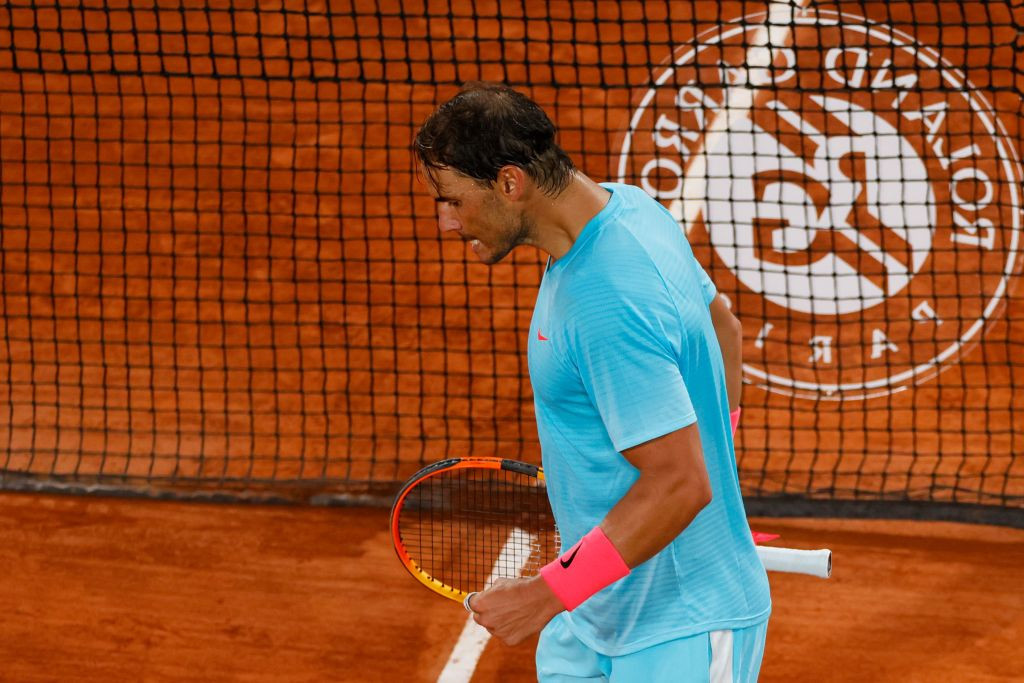 Rafael Nadal enjoyed another routine win on the French clay in Paris ©Getty Images