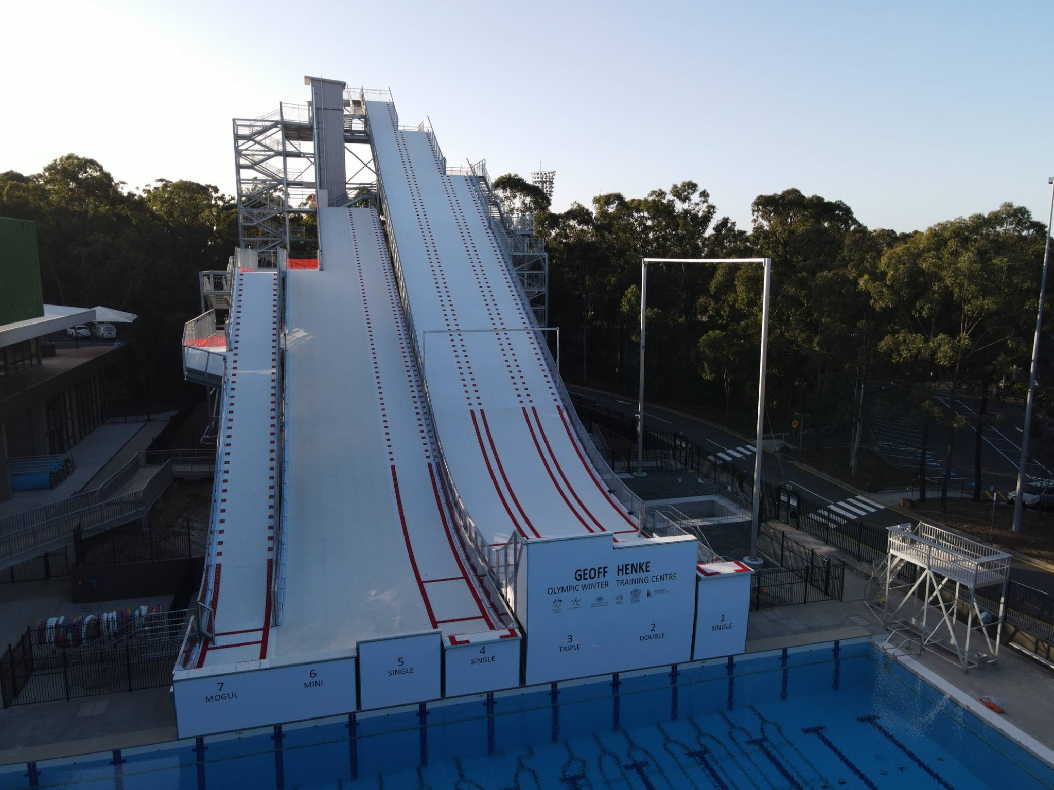 "Multi-million-pound ramp to provide ""launching pad"" for Australia's bid for Winter Olympic success"