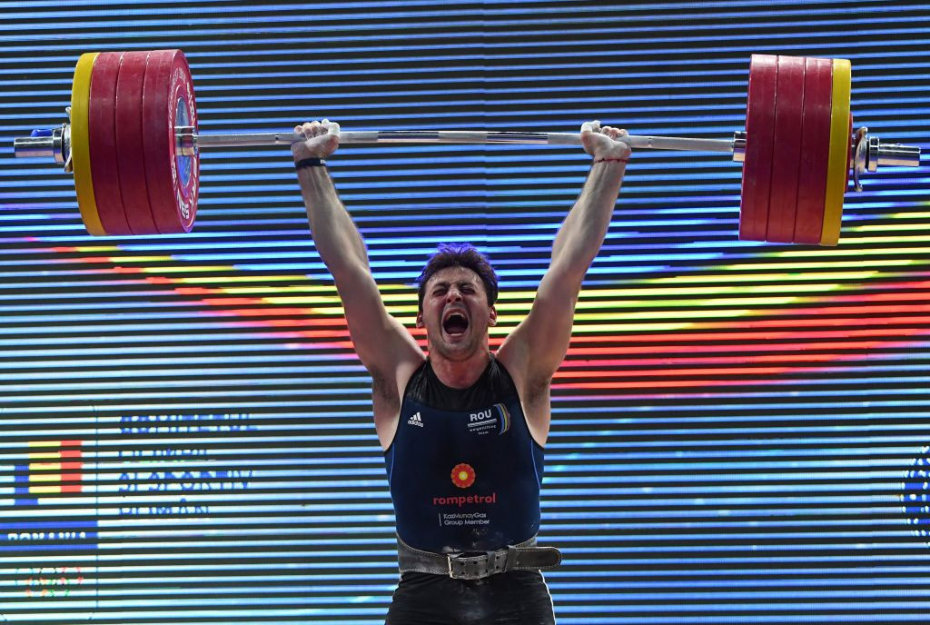 "Romania doping positive adds to ""unfair"" Tokyo 2020 uncertainty, says weightlifters' leader Davies"