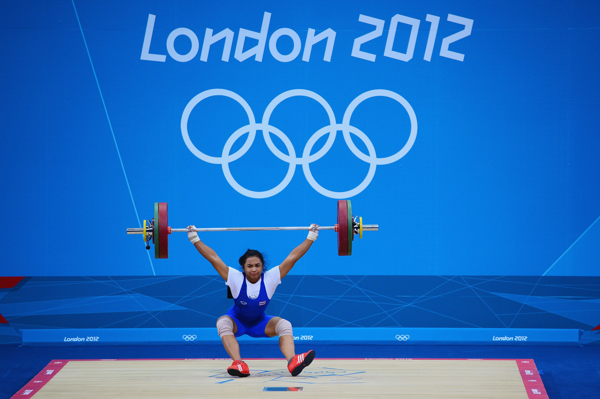 Siripuch Gulnoi may lose the bronze medal she won at London 2012 when she competed under the name Rattikan Gulnoi ©Getty Images