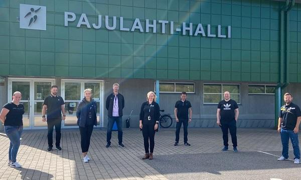 Competition is set to take place at the Pajulahti Sports Center ©Badminton Europe