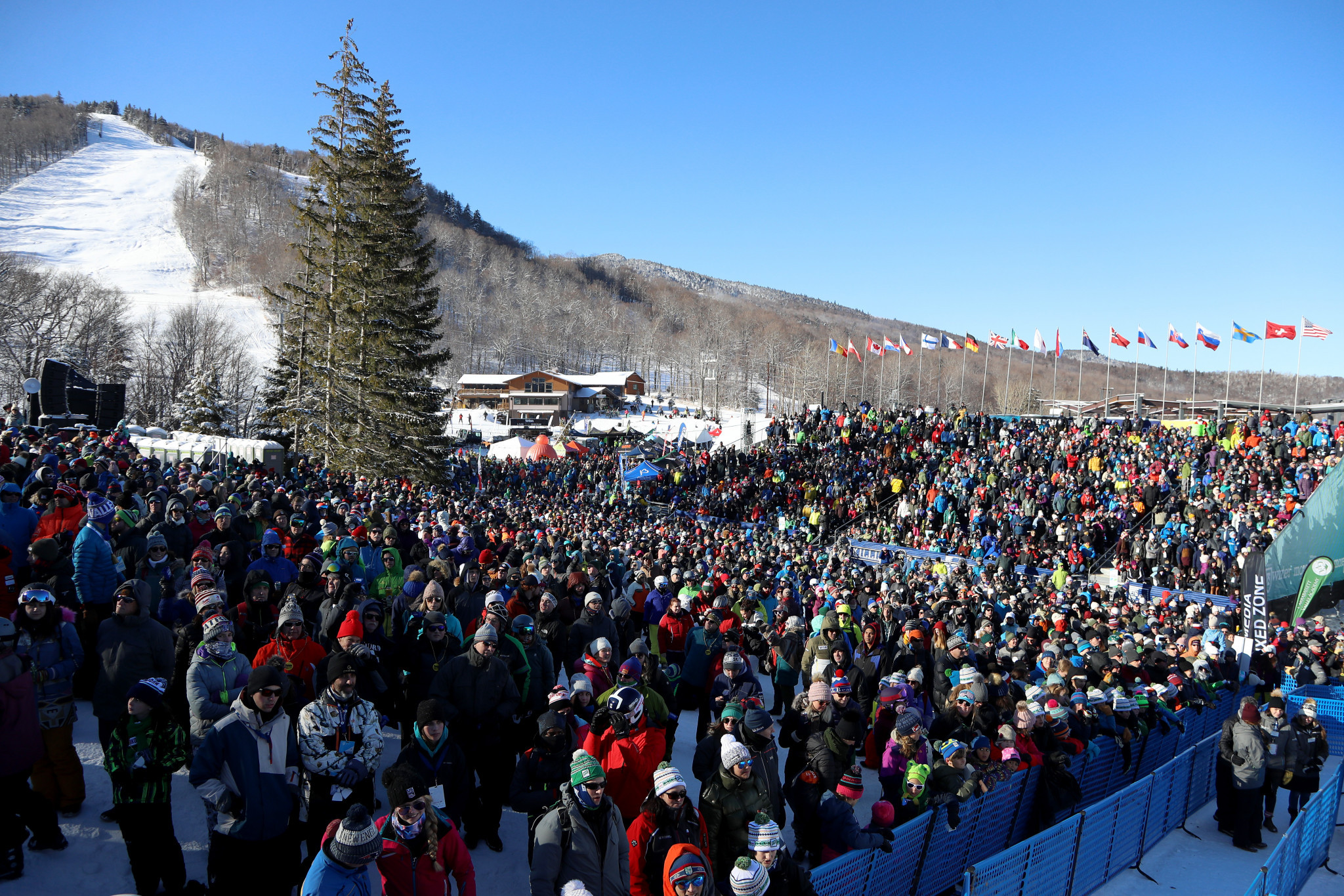 Killington is a regular host on the FIS Alpine World Cup circuit ©Getty Images