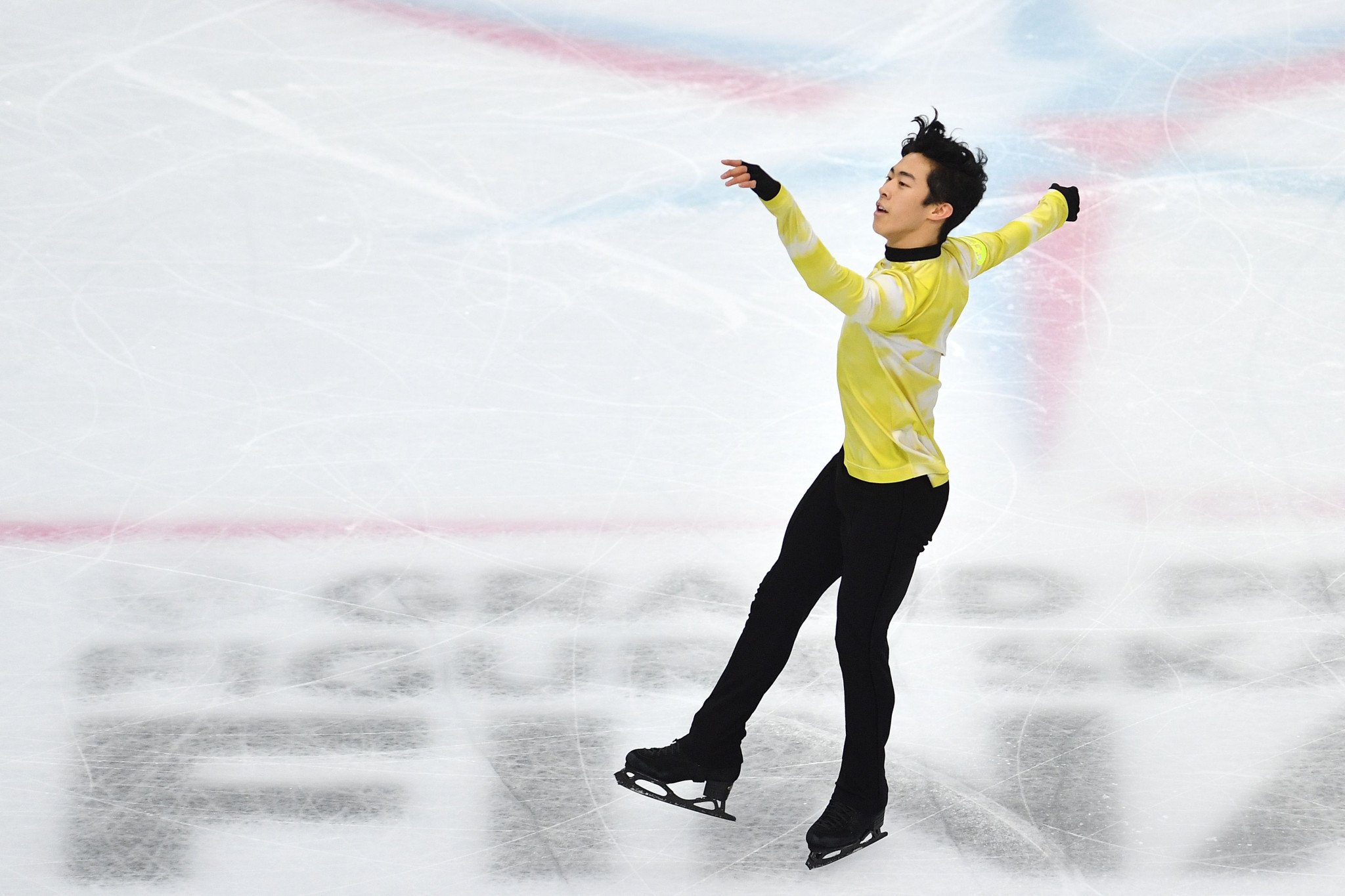 World figure skating champion Chen confirmed for Skate America