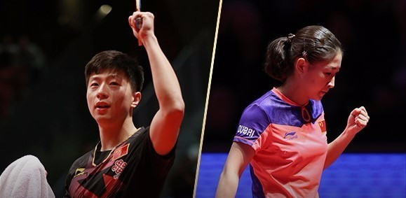 Ma and Liu claim year-ending world number one ranking places