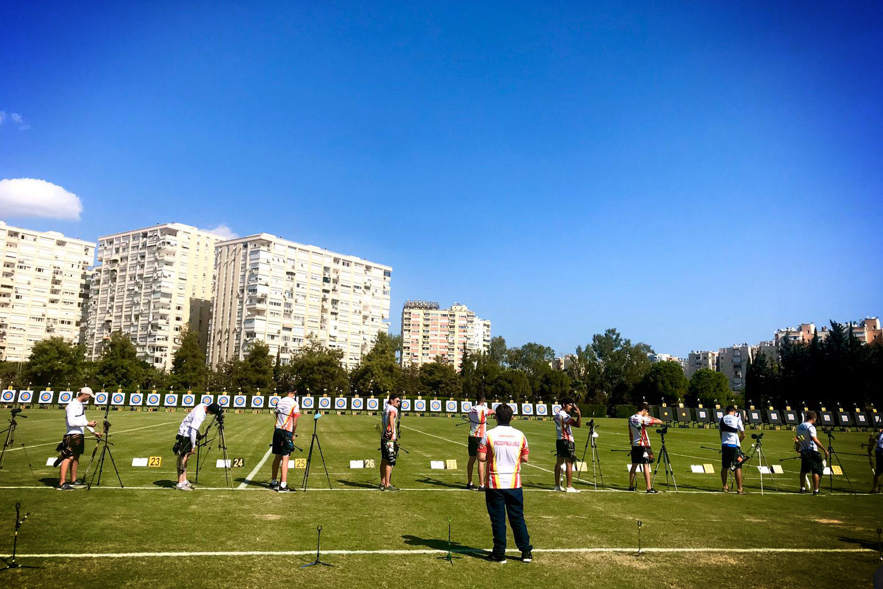 Antalya is currently hosting archery's first world ranking event since the start of coronavirus pandemic ©World Archery