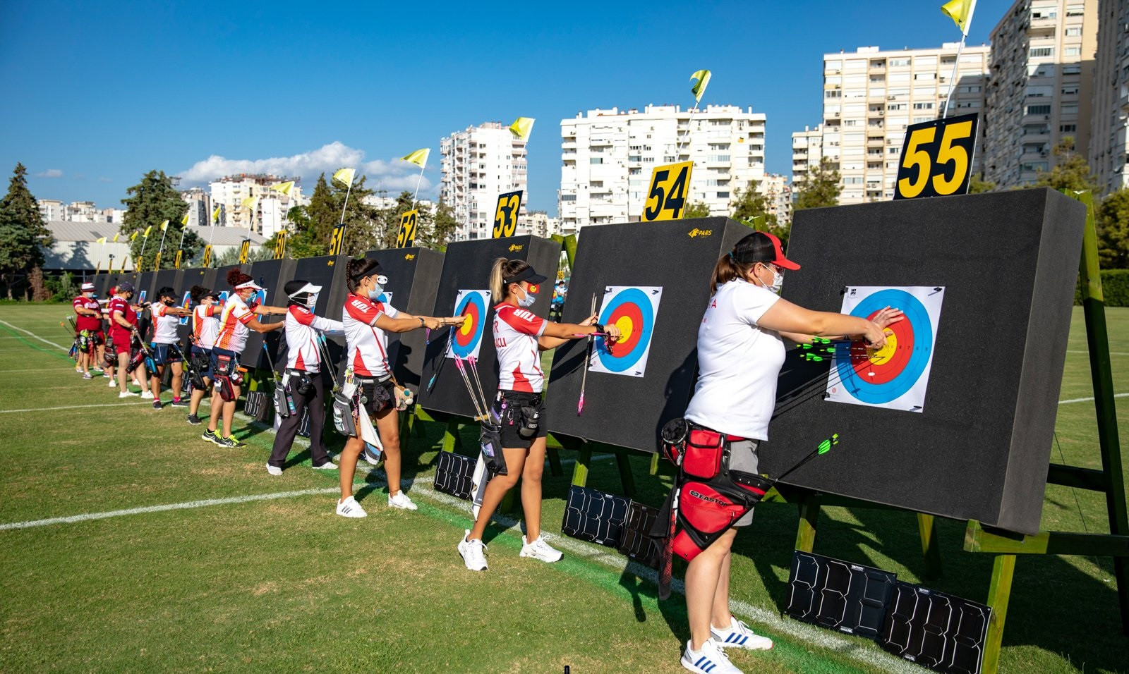 World Archery's mission and vision statements were updated to provide guidance post-pandemic ©World Archery