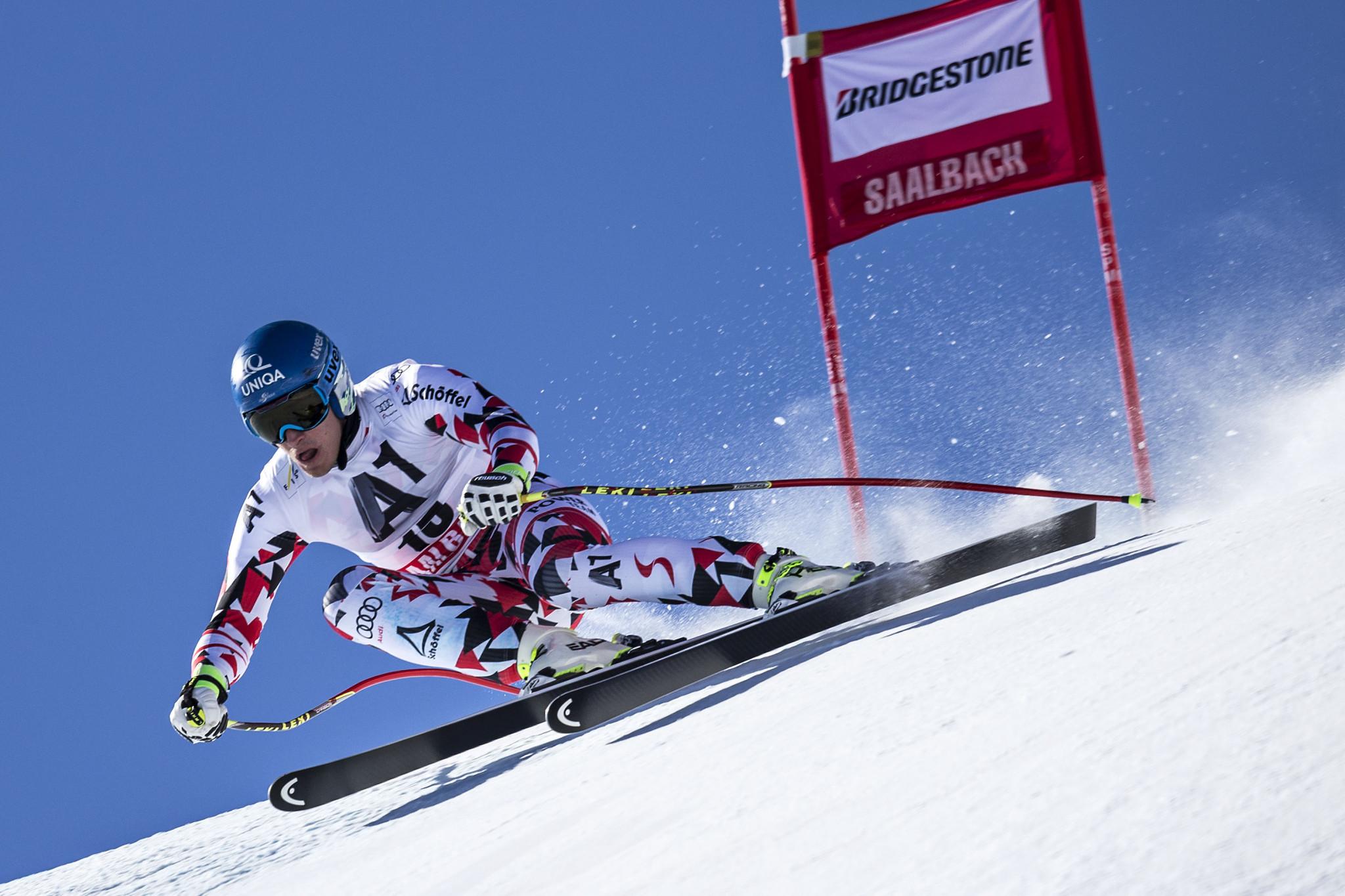 Saalbach to host 2025 Alpine World Ski Championships