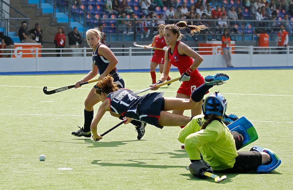 Pan American Games organisers hope the hockey facility will leave a strong legacy for the Chilean national teams ©Getty Images