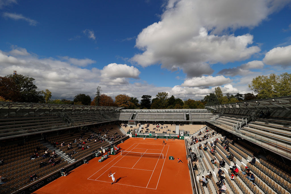 Debate has raged over the French Open's refusal to use technology to judge line calls ©Getty Images