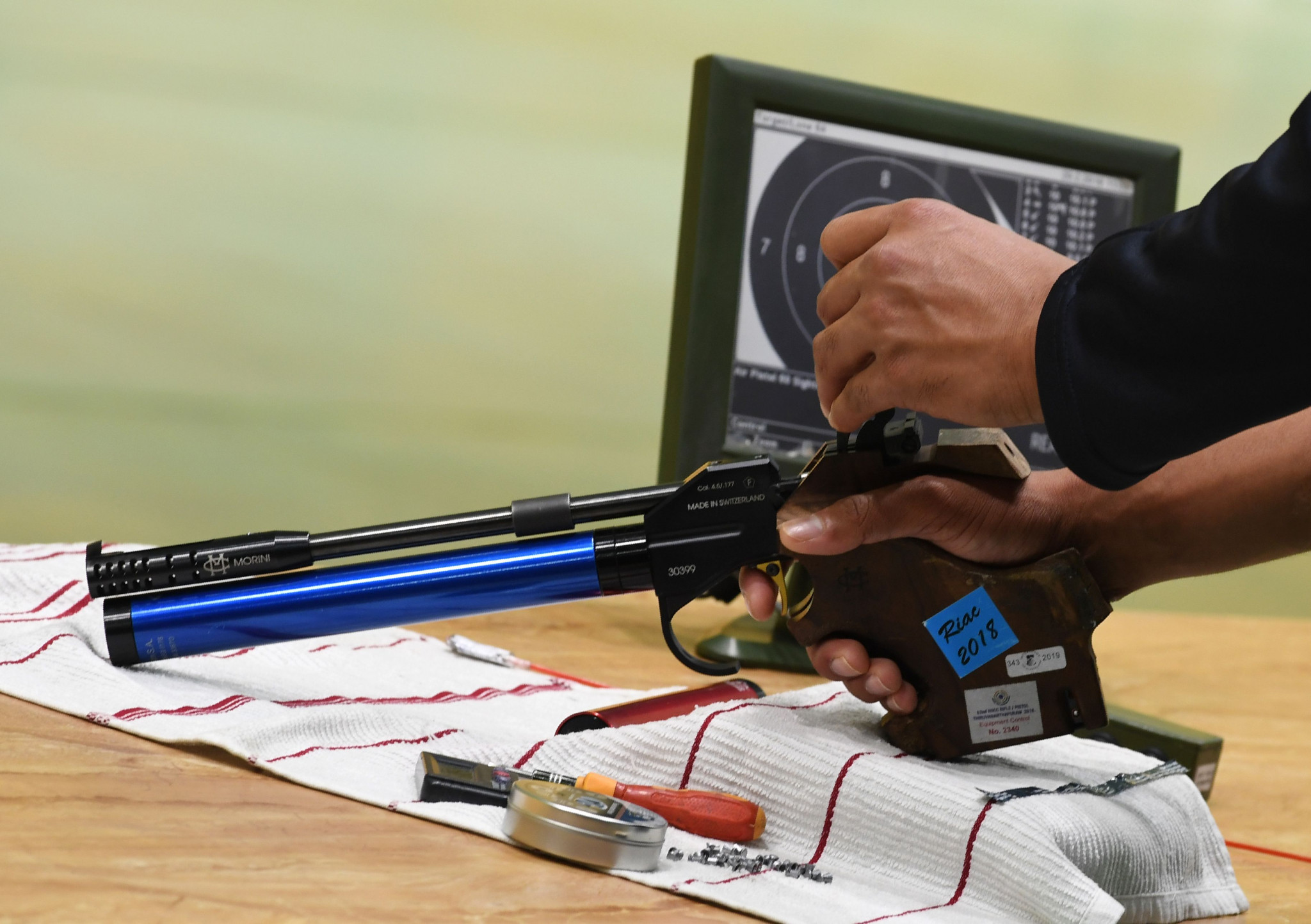The dates for the ISSF World Cup in New Delhi next year have been amended ©Getty Images