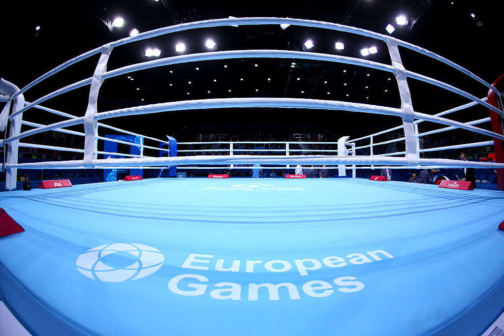 Boxing could be left off the 2023 European Games programme ©Getty Images