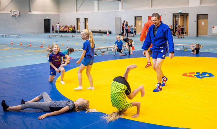 Sambo brought to schools in The Netherlands