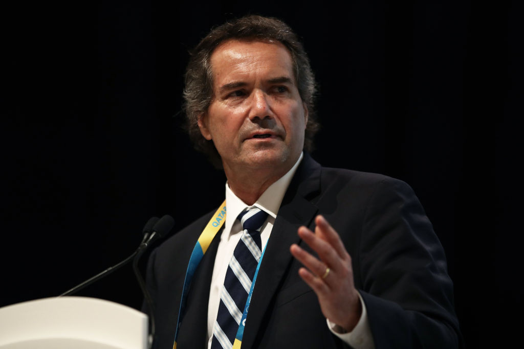 Panam Sports President Neven Ilic said the decision had been made