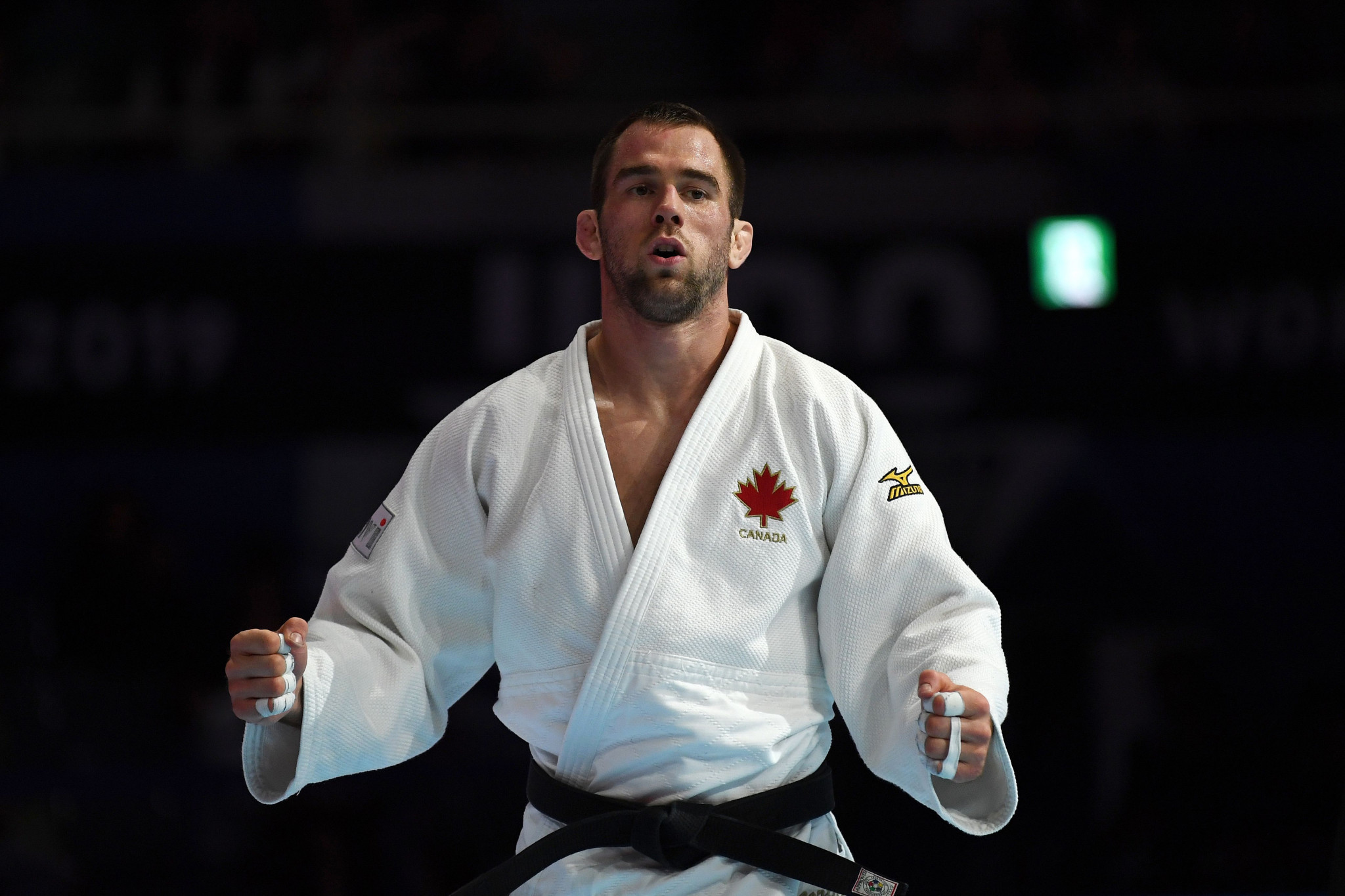 Judo Canada create Athletes' Committee